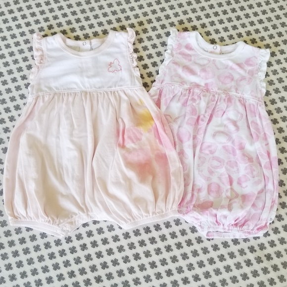 b7157a22017e Burt s Bees Baby One Pieces